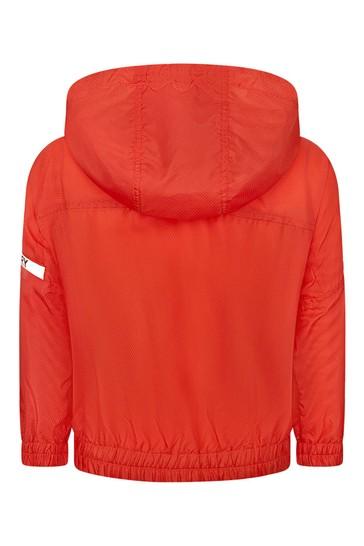 Girls Red Jacket