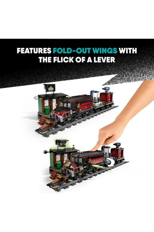 Buy LEGO® Hidden Side Ghost Train Express 70424 from Next