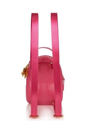 Girls Pink Backpack