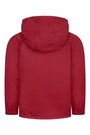 Baby Boys Red Jacket