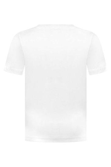 Boys Logo Cotton Top