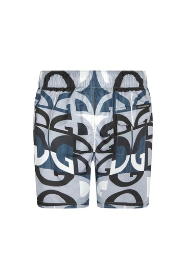 Dolce & Gabbana Boys Blue Shorts