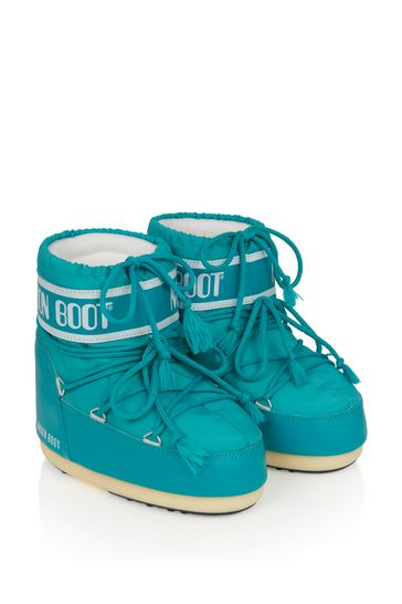 Girls Emerald Low Snow Boots