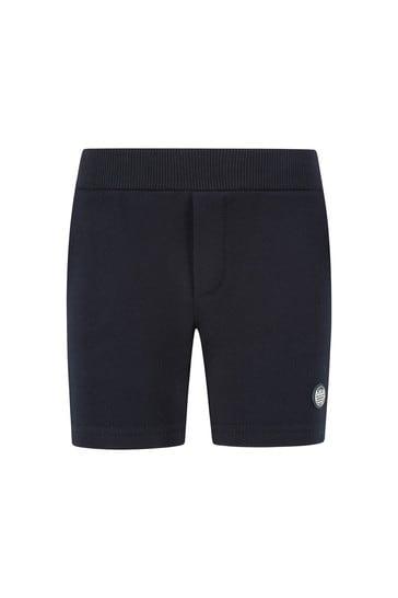 Baby Navy Shorts
