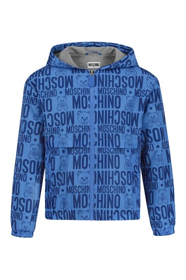 Baby Boys Blue Jacket
