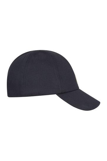 Baby Navy Cotton Cap