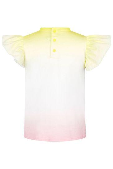 Baby Girls Multicoloured Cotton T-Shirt