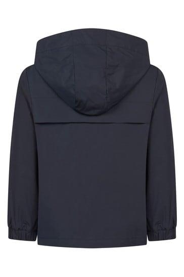 Boys Navy Vaug Jacket