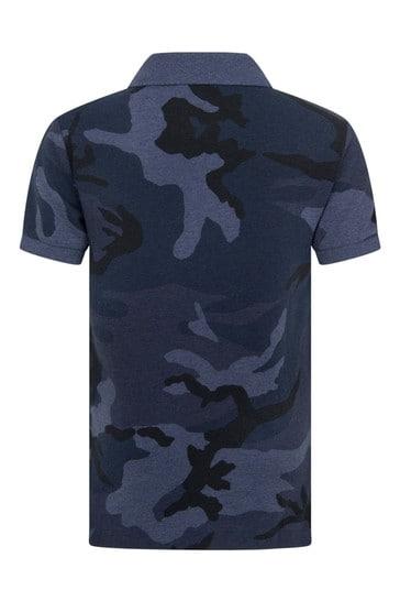 Boys Piqué Polo Shirt