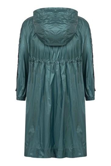 Girls Green Brunilda Jacket