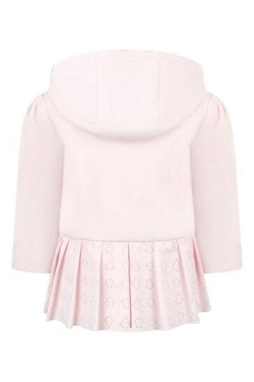 Baby Girls Pink Ariela Jacket
