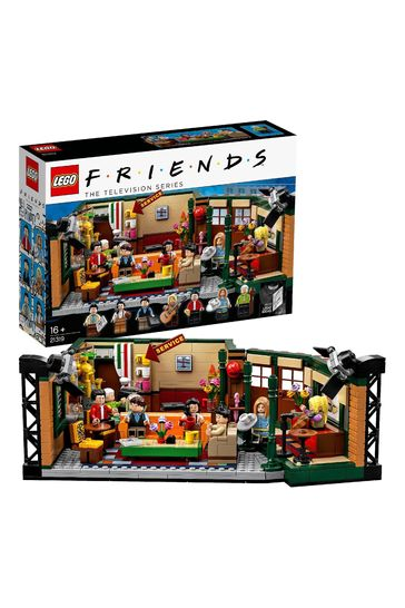 Brand New Sealed LEGO Friends Central Perk Ideas Set 21319 In Hand