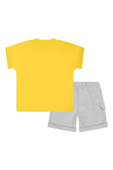 Baby Boys Cotton Outfit