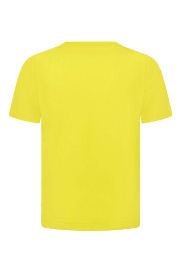 보이즈 코튼 티셔츠
