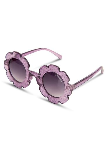 Girls Purple Sunglasses