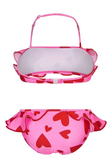 Girls Pink Bikini