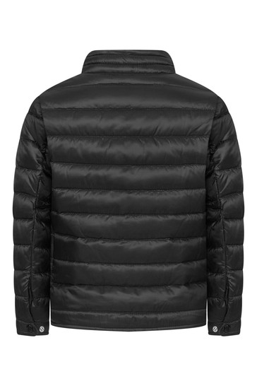 Boys Black Nasses Jacket