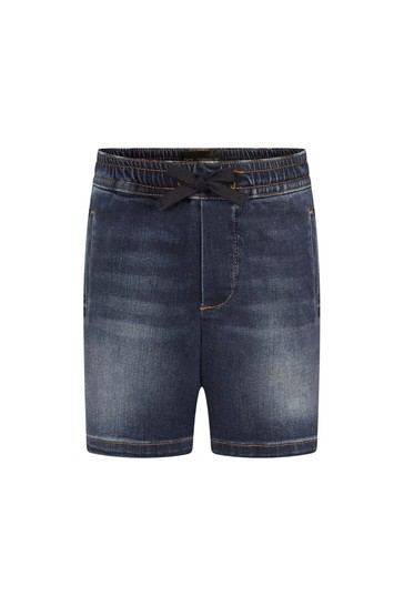 Dolce & Gabbana Baby Boys Navy Cotton Shorts
