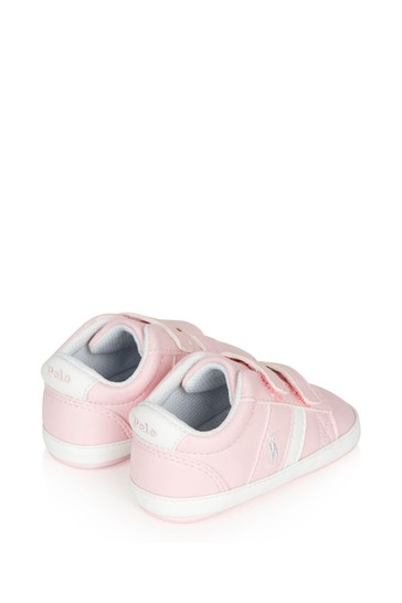 Baby Girls Pink Oakview Trainers