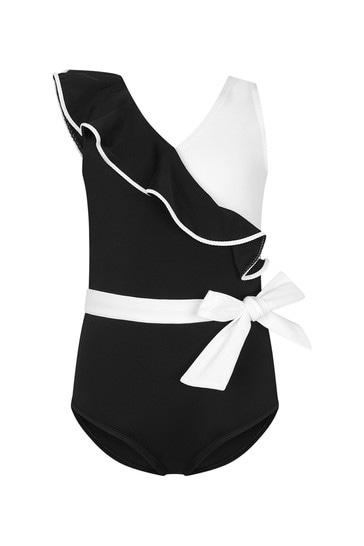 Girls Black Swimsuit