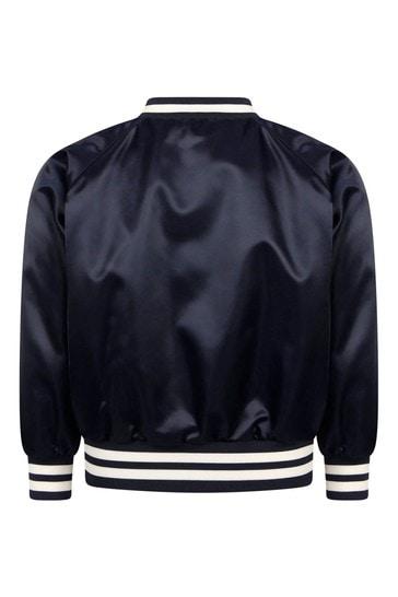 네이비 재킷