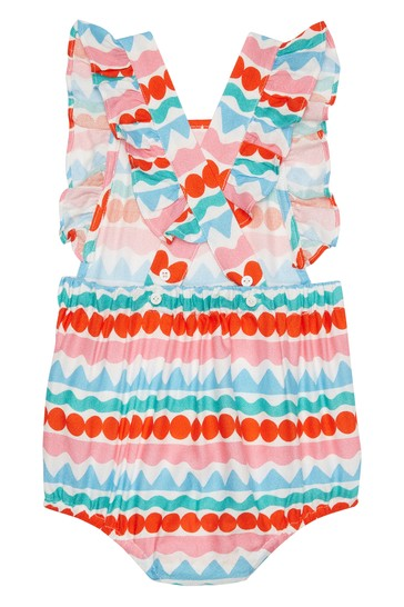 Baby Girls Multicoloured Playsuit