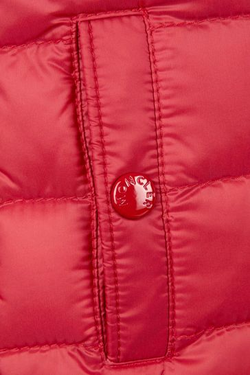 Baby Boys Red Alber Jacket