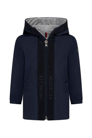 Baby Boys Navy Abidos Jacket