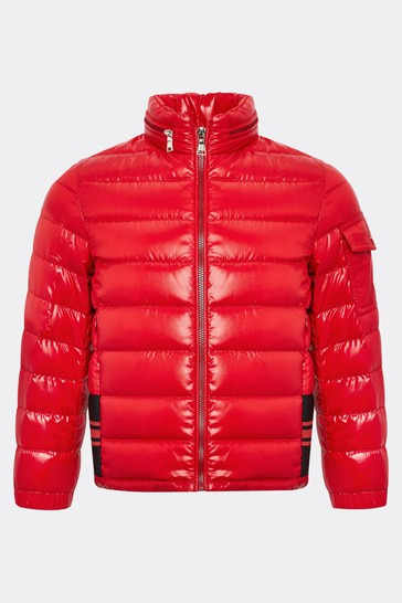 Boys Red Anatolios Jacket