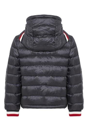 Boys Navy Giroux Jacket