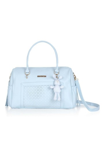 Baby Blue Changing Bag
