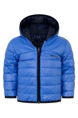 Baby Boys Reversible Padded Jacket