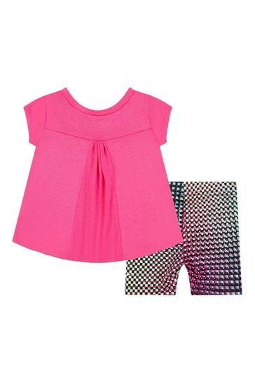 Baby Girls Pink Set