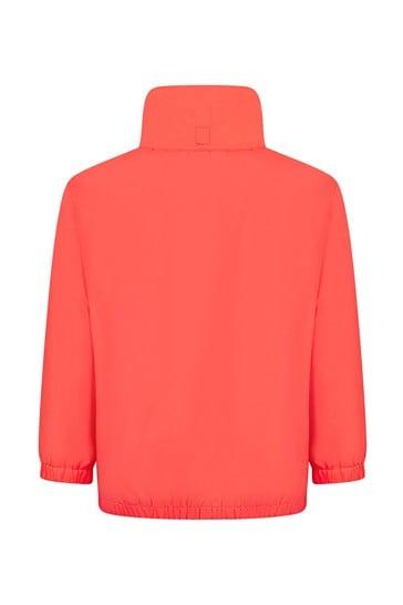 Boys Orange Jacket