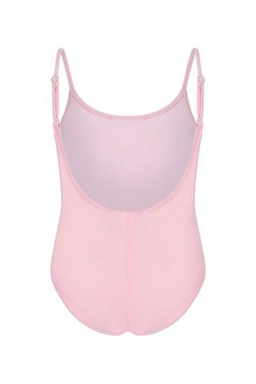Girls Pink Swimsuit