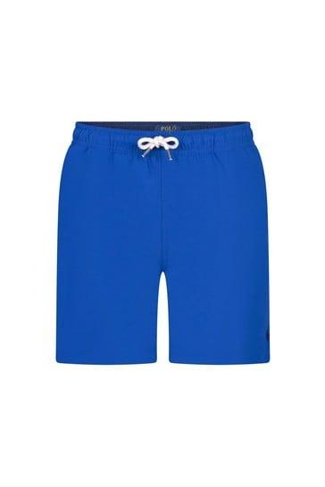 Boys Yellow Swim Shorts