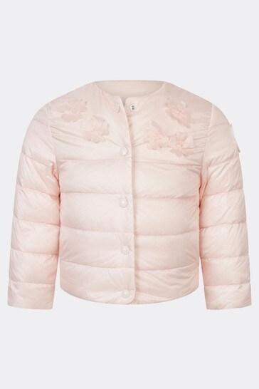 Baby Girls Pink Denisa Jacket
