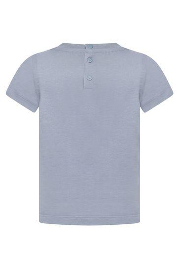 베이비 보이즈 그레이 티셔츠