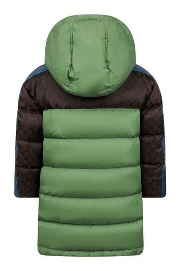Boys Padded GG Jacket