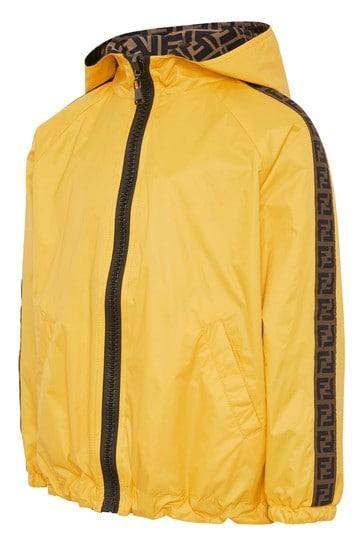 키즈 리버시블 재킷