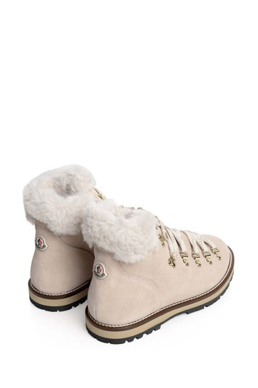 Girls Pink Hiking Boots