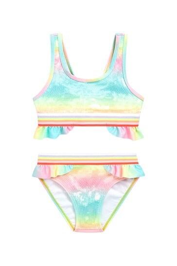 Girls Multicoloured Bikini