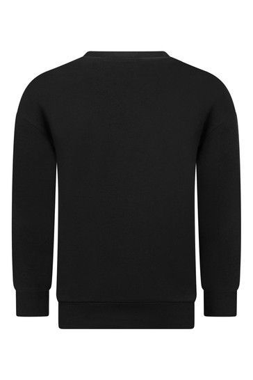 걸스 코튼 스웨터