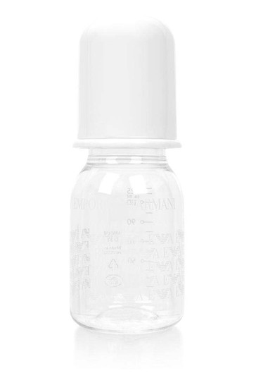 White Small Baby Bottle (125 ml)