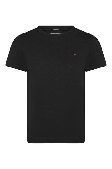 Boys Navy Organic Cotton T-Shirt
