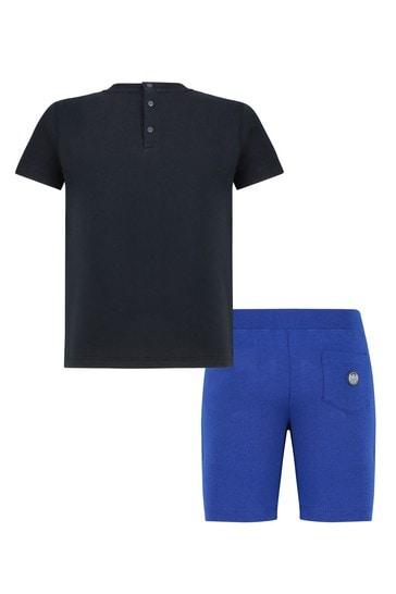 Baby T-Shirt And Shorts