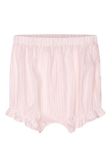 Baby Girls Pink Cotton Set
