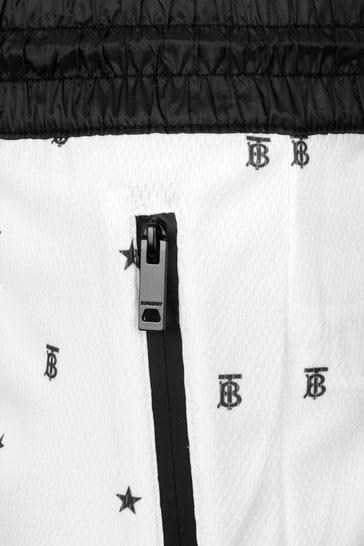 Boys White Shorts