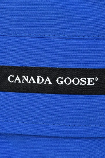 Boys Blue Down Padded Chilliwack Coat