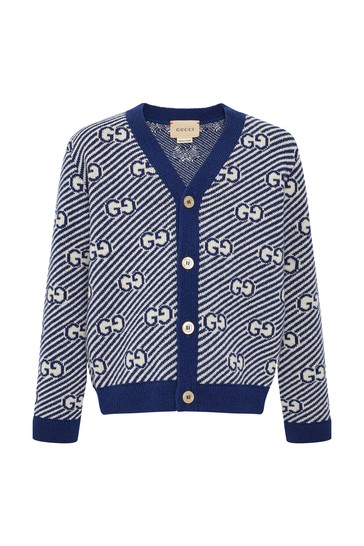 Kids Wool Cardigan